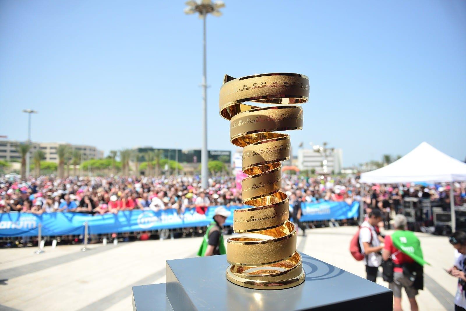 גביע הג'ירו דה-איטליה באצטדיון סמי עופר