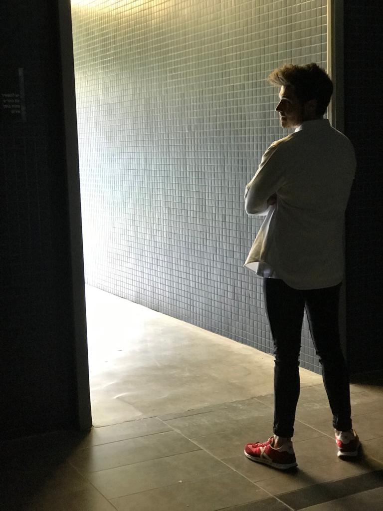 צילומי קליפ באצטדיון סמי עופר